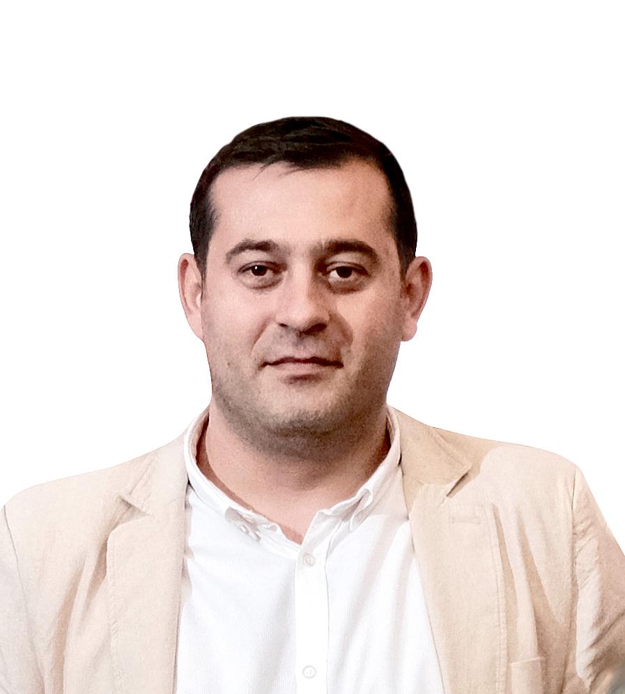 Cosmin Popescu - general manager Record Trust Development; marcare rutiera; servicii manopera marcaj rutier